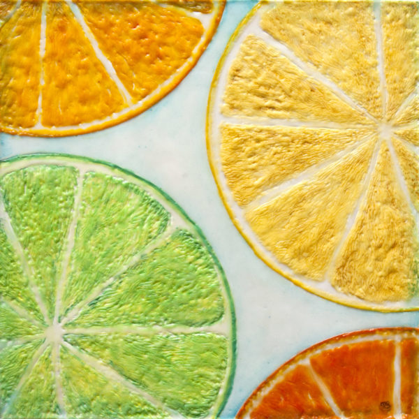 Citrus Punch | 16x16